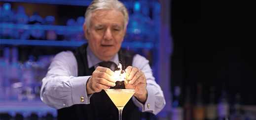 Holland America Line adds seven new cocktails to menu