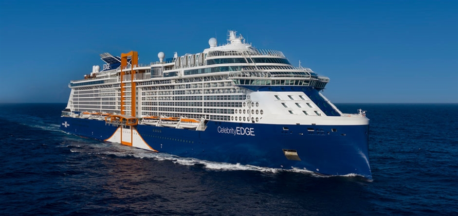 Celebrity Cruises orders fifth Edge-class ship