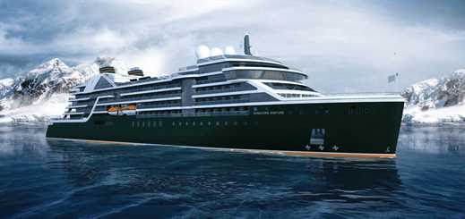 ABB to provide power package for Seabourn's new expedition ships