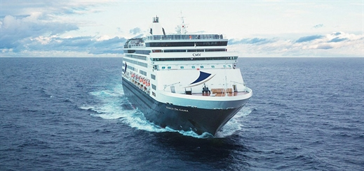 Vasco da Gama joins the Cruise & Maritime Voyages fleet