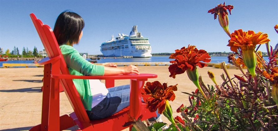 Why Prince Edward Island is a favourite with cruise guests