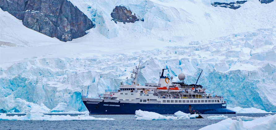 Quark Expeditions creates new Polar Promise strategy