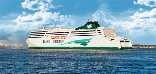 Increasing ferry capacity on the Irish Sea