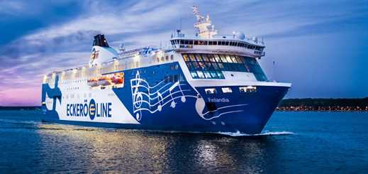 Eckerö Line improves vessel safety with ABB technology
