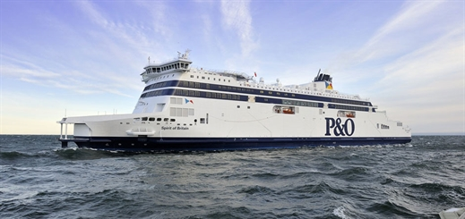 How is P&O Ferries transforming onboard experiences?