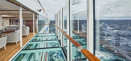 Hanseatic nature sets sail for inaugural cruise