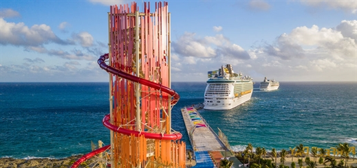 Royal Caribbean opens Perfect Day at CocoCay