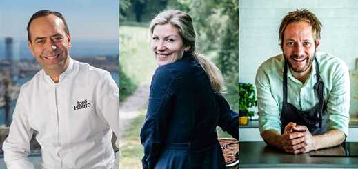 Trio of chefs to bring local tastes to P&O Cruises' Iona