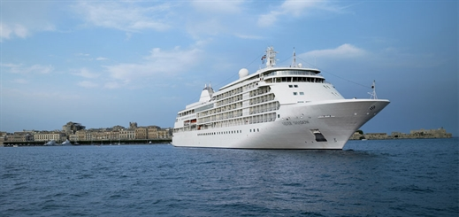 Silversea to refurbish Silver Shadow as part of Project Invictus