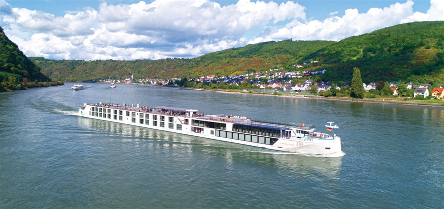 Crystal River Cruises to have youngest fleet in industry in 2020