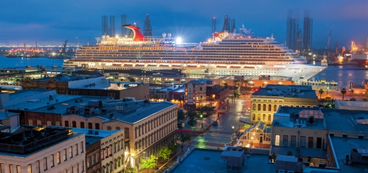 Port of Galveston has the foresight for success
