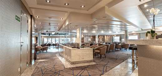 Trimline completes extensive refurbishment of Seabourn Odyssey