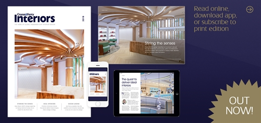 New issue of Cruise & Ferry Interiors out now!