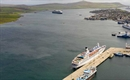 Lerwick Harbour hosts four cruise vessels in one day