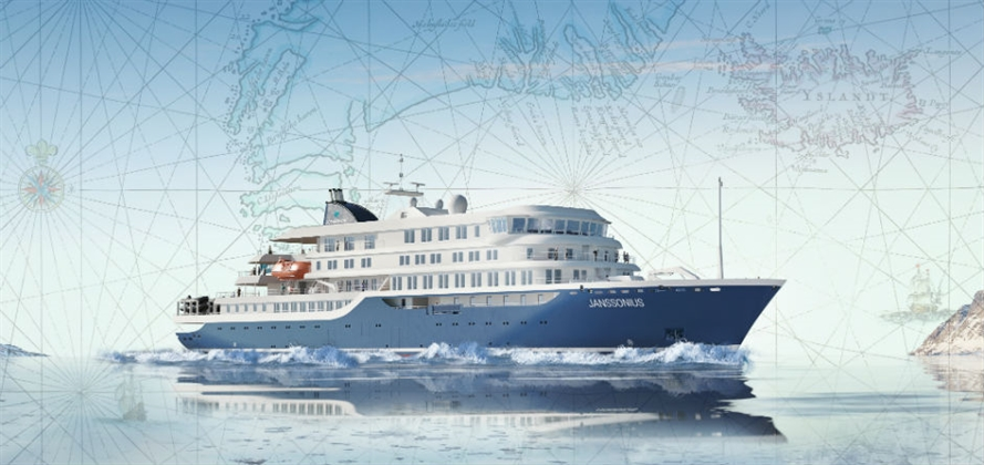 Oceanwide Expeditions orders new expedition ship for 2021