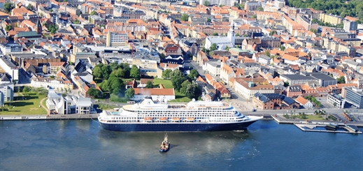 Port of Aalborg to limit cruise ship calls to one per day