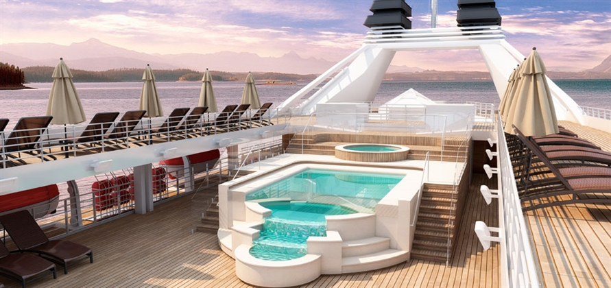 Revitalisation: exclusive cruising for the modern traveller