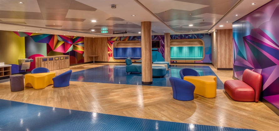 Signs of a new era for Norwegian Cruise Lines' Norwegian Joy