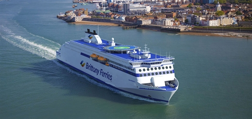Brittany Ferries to name its third E-Flexer ferry Santoña