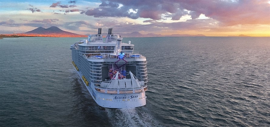Royal Caribbean's Allure of the Seas to offer European summer cruises