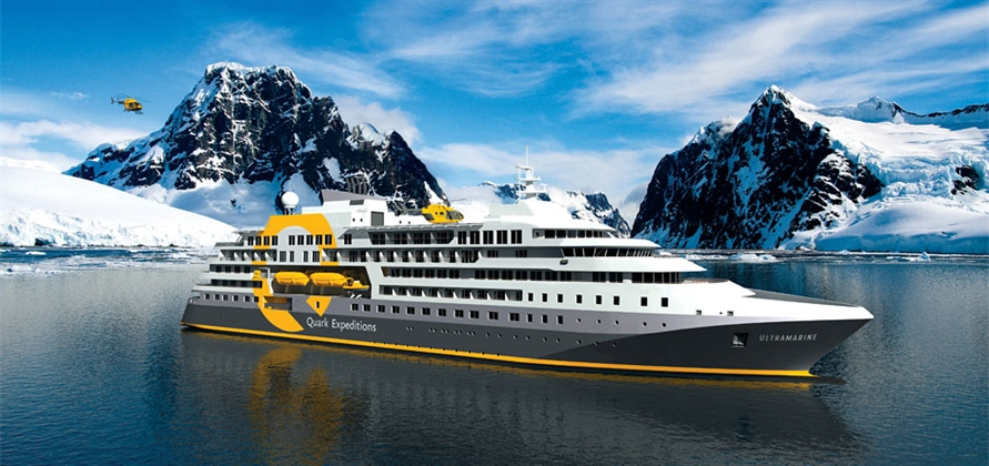 Quark Expeditions to introduce new livery on Ultramarine