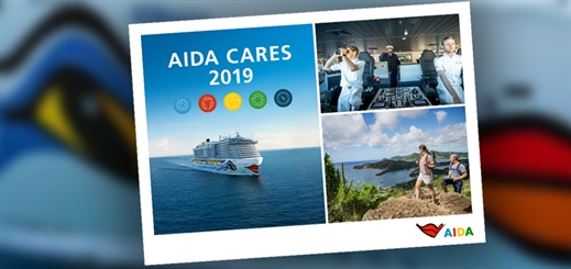 AIDA Cruises pursues carbon-neutral cruising