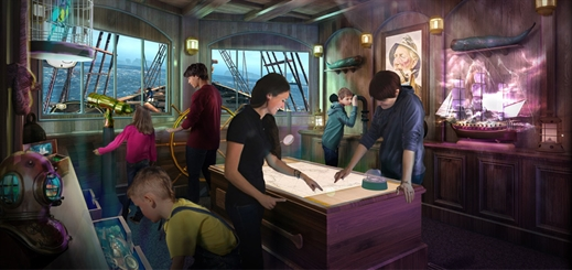 Princess Cruises to add escape rooms to two newest ships