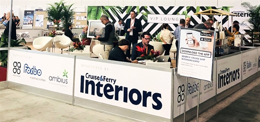 Cruise Ship Interiors Expo Miami hailed a success by attendees