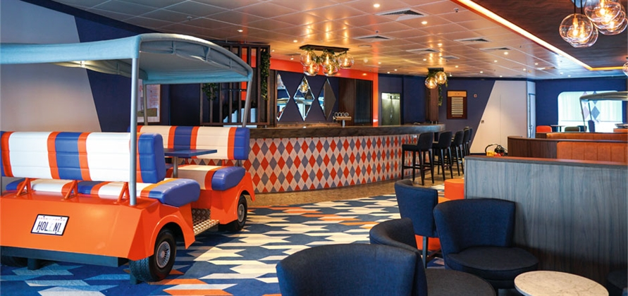 How The Deluxe Group is creating memorable spaces on cruise ships