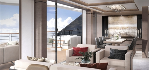 Breaking the interior design mould on cruise ships