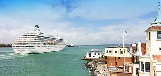 Portsmouth International Port begins multimillion-pound berth extension