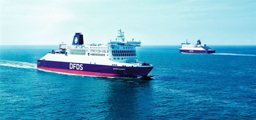 Trimline has upgraded the interiors onboard the DFDS D-Class ships