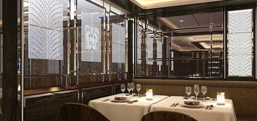 Silversea partners with Lalique to enhance the dining experience