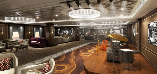 Princess Cruises to debut first jazz theatre at sea on newest ships