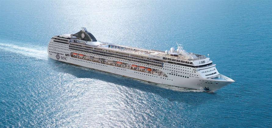 MSC Cruises to homeport two ships in South Africa in the 2021-2022 season