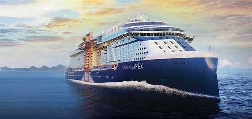 Celebrity Apex to offer new and longer European voyages in 2020