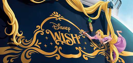 Disney Cruise Line reveals name of fifth ship and a new destination