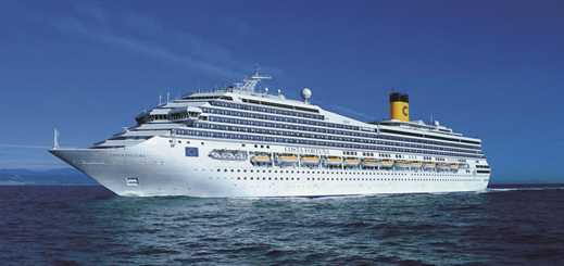 Costa Cruises to grow Mediterranean presence for 2020