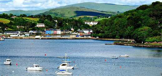 Bantry Bay Port Company plans to grow local cruise business