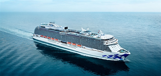 Regal Princess to feature Wärtsilä waste management solution