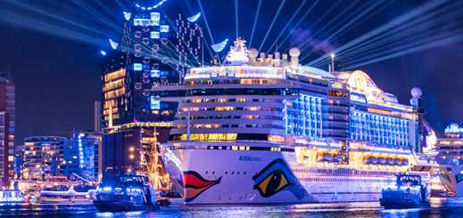 Hamburg Cruise Days to welcome a record 12 cruise ships