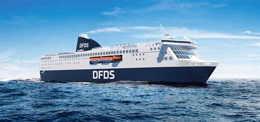 DFDS to swap two ferries with Moby Lines