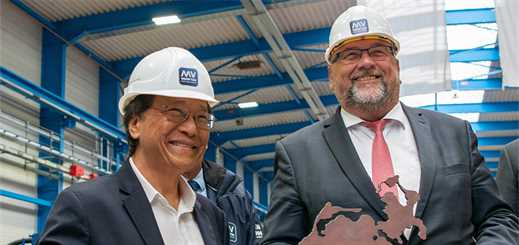 MV Werften begins construction of Dream Cruises' Global 2