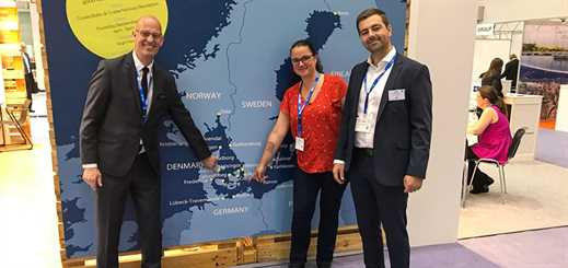 Nyborg becomes 30th member of Cruise Baltic network