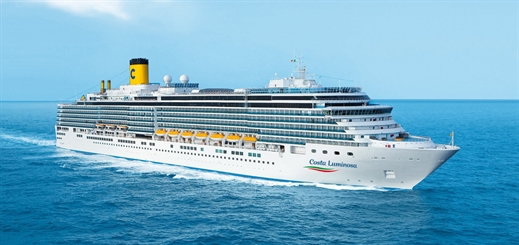 Costa Cruises to base three ships in South America in winter 2020-2021