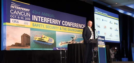 Interferry reaches for new heights around the world