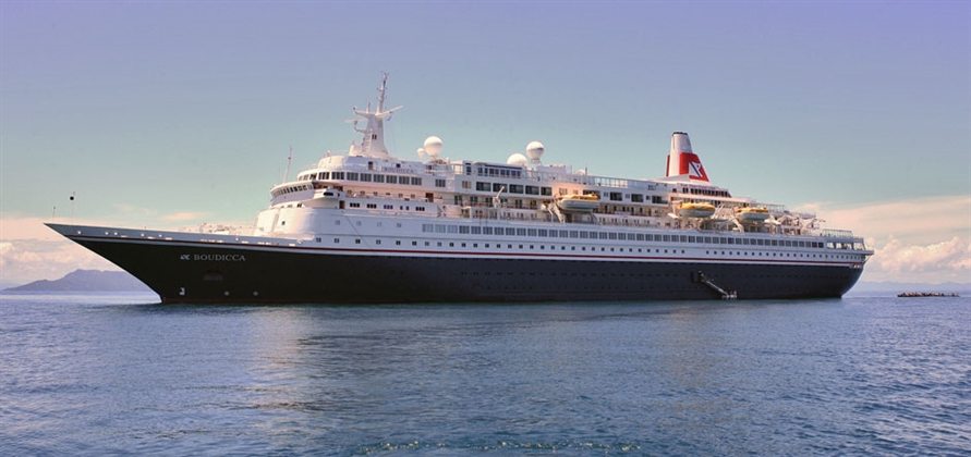 Boudicca to sail Fred. Olsen Cruise Lines' longest-ever voyage