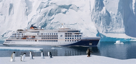 Vard delivers Hanseatic inspiration for Hapag-Lloyd Cruises