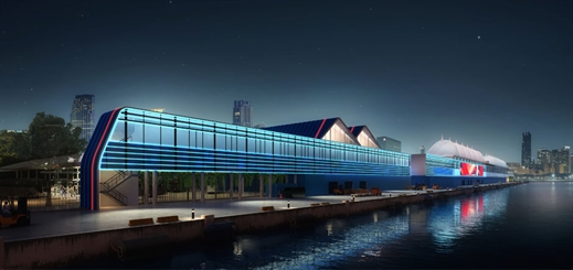 Berenblum Busch Architects reveals designs for new Carnival terminal