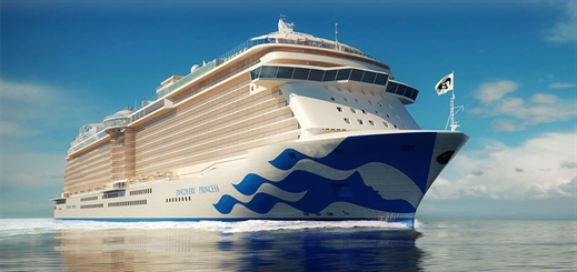 Princess Cruises to name newest ship Discovery Princess
